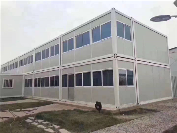 陕西钢结构厂房成功案例!