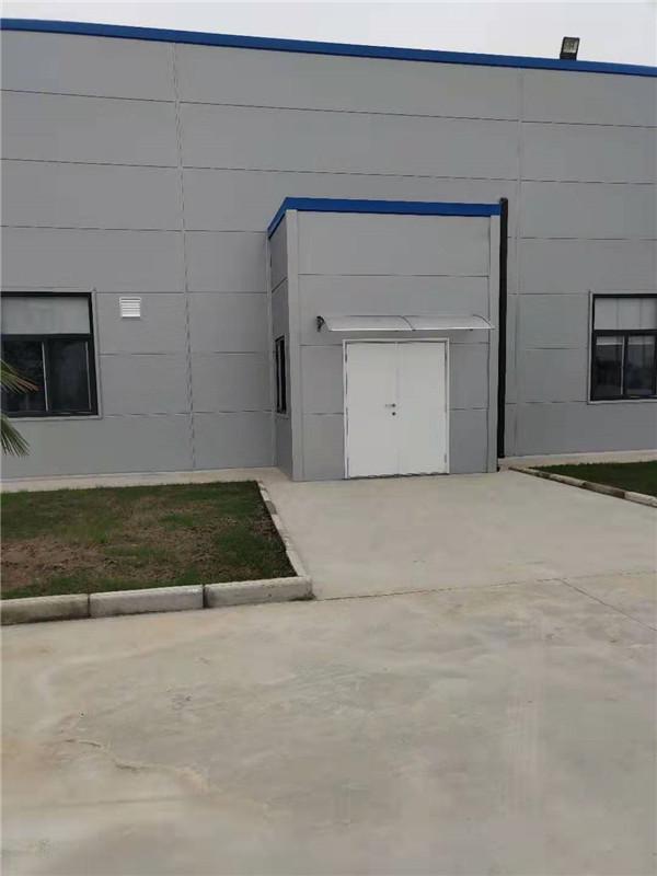 陕西商用集装箱房施工