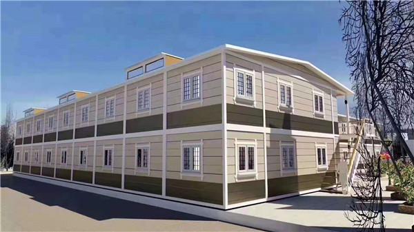 装箱改造成各种各样的房屋,那么这些创意集装箱的优点在哪里