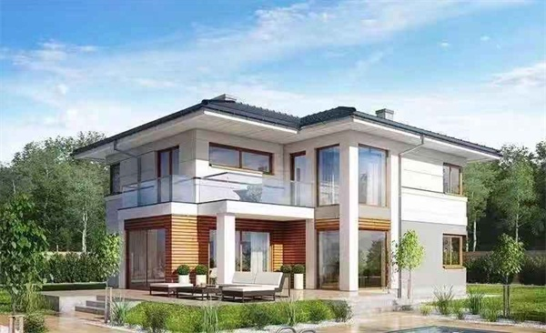 西宁轻钢别墅结构