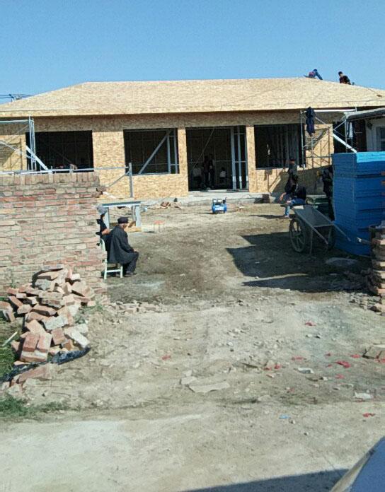 轻钢别墅工程案例