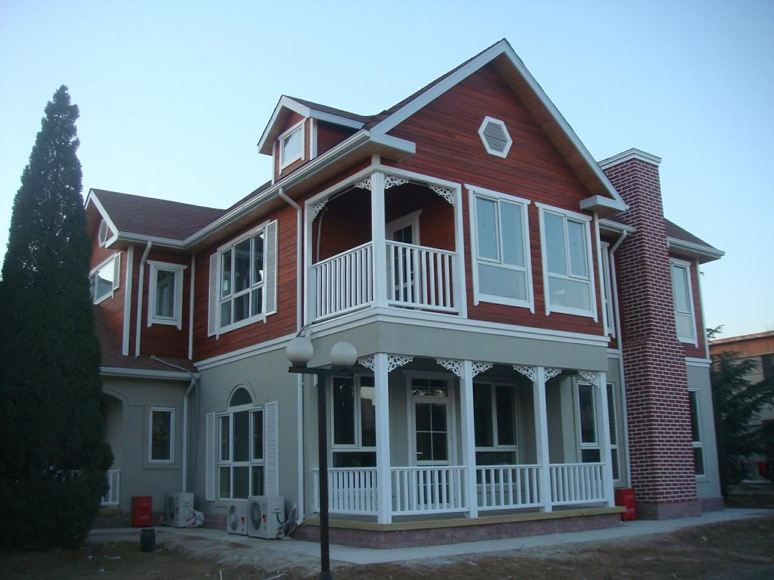 铭伟建筑轻钢别墅轻钢结构别墅的优势你都知道哪些?