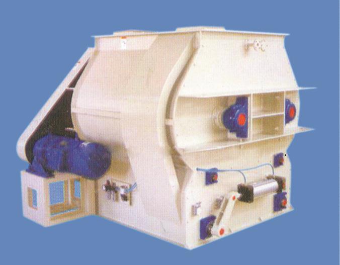 SJHJ系列双轴桨叶式有效混合机