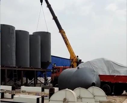 内蒙古养殖设备与红达牧场合作