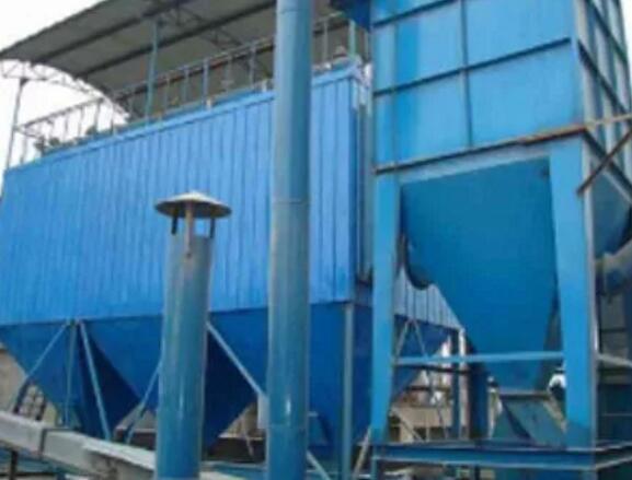 中频炉除尘器的运行特点与工艺介绍