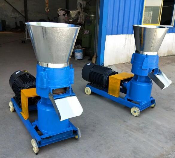 内蒙古粮食饲料加工设备饲料颗粒机