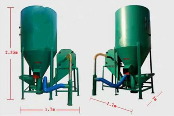 小型配合饲料加工betway 西汉姆的主要参数工作原理和适用范围