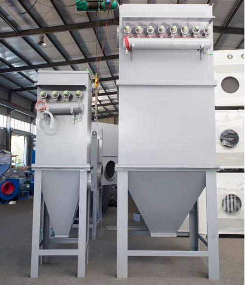 蒙牧机械厂脉冲布袋除尘器功能用途和架构参数