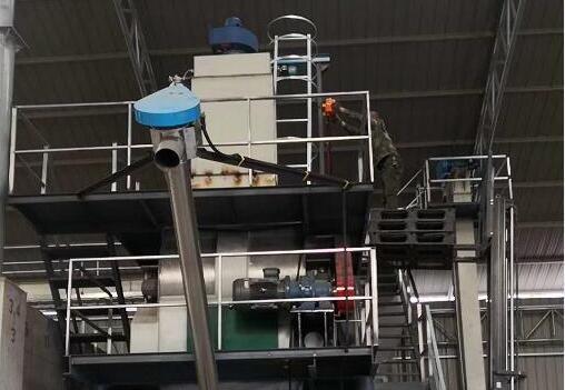 蒙牧机械厂与宁夏金宇浩源农牧业发展有限公司合作