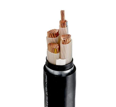 WDZC-YJY23低烟无卤铠装电力电缆