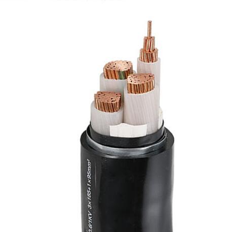 YJV22铜芯交联聚乙烯绝缘铠装电力电缆