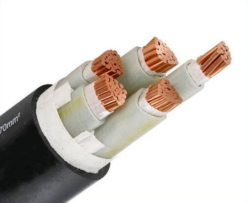 NH-YJV铜芯交联聚乙烯绝缘耐火电力电缆
