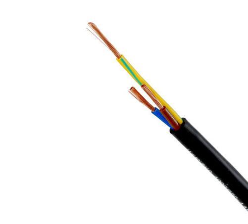 RVV铜芯软电力电缆