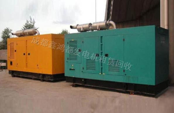 高品质发电机回收