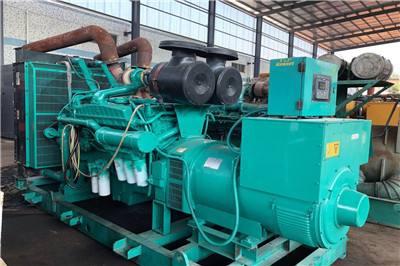 成都发电机常见故障及处理方法