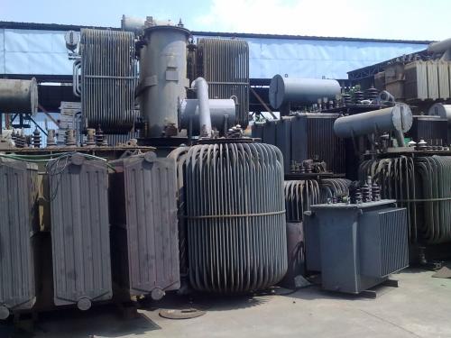 成都变压器回收公司