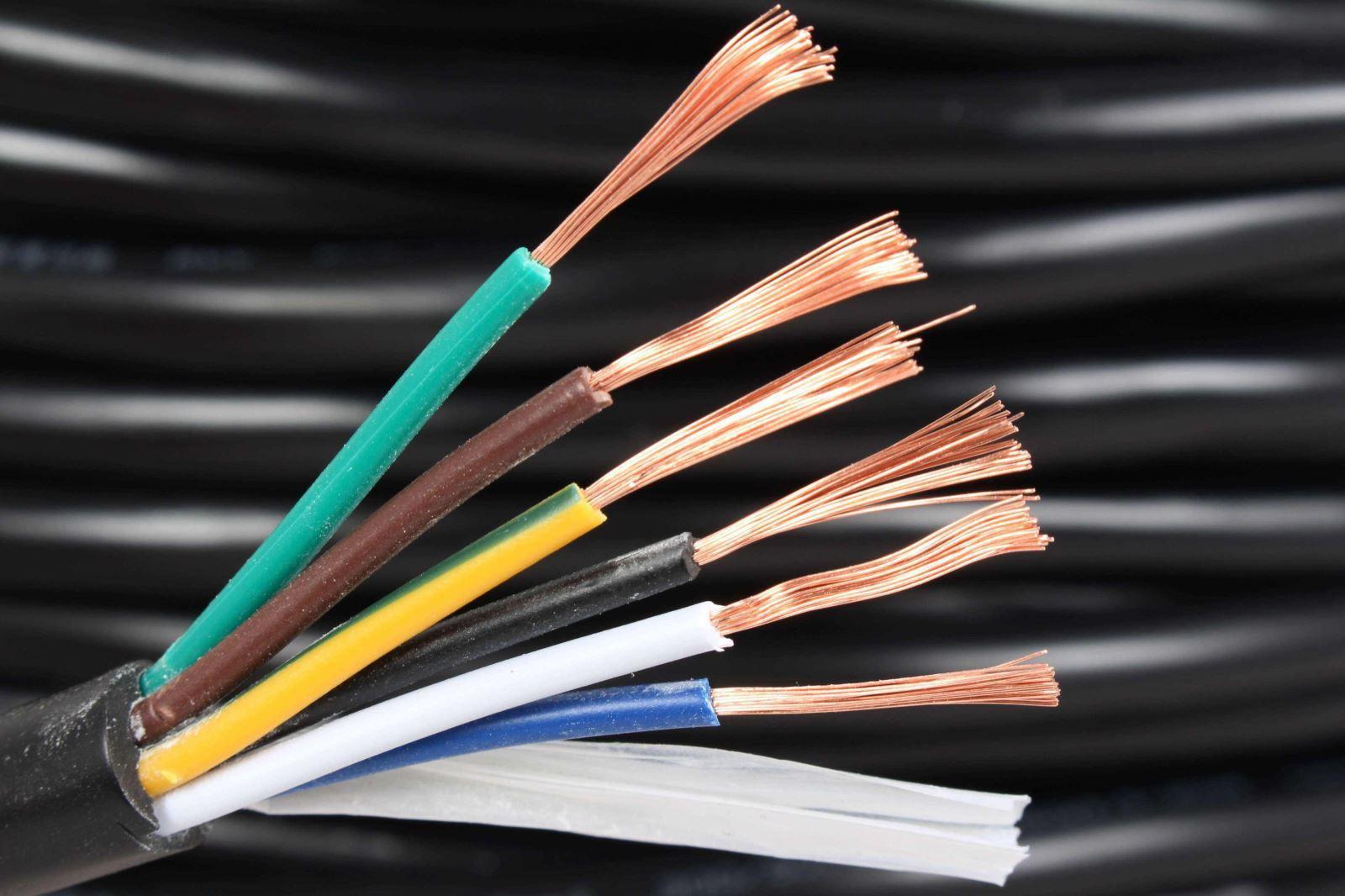 成都电线电缆的主要制造工艺及流程