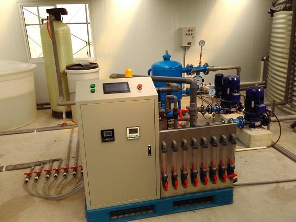 水肥一体机施肥系统