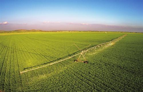 节水灌溉的应用