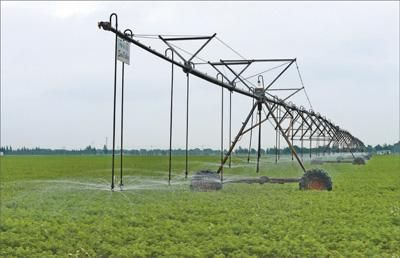 新型米乐体育下载节水灌溉技术主要有哪些?