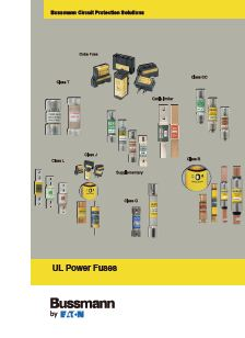 UL Power Fuses