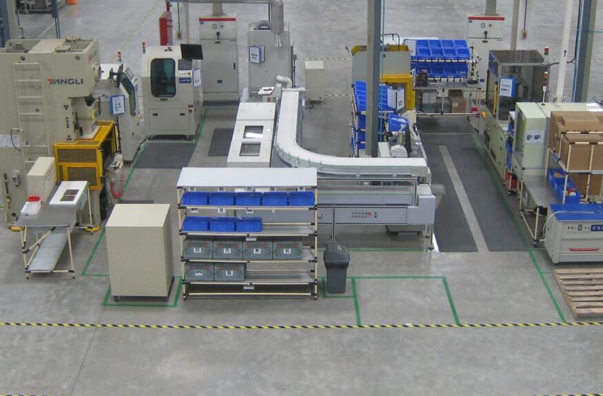 熔断器工厂风貌