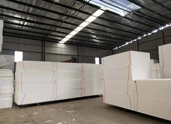 成都聚合聚苯板生产厂区
