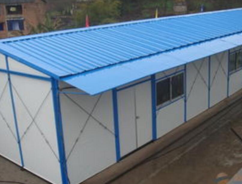 钢结构框架楼