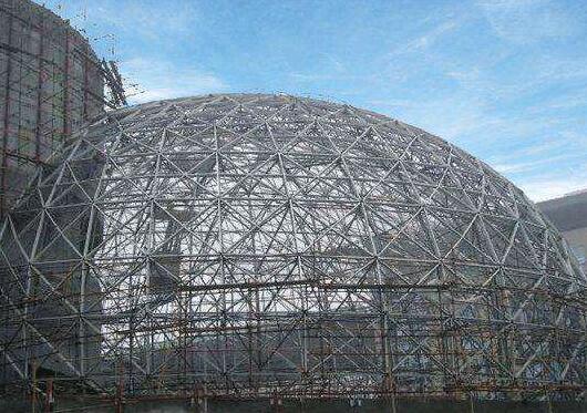 钢结构球形网架