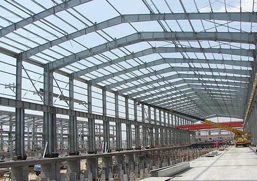 甘肃兰州钢结构工程