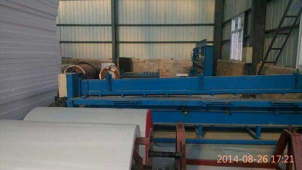 彩钢剪板生产