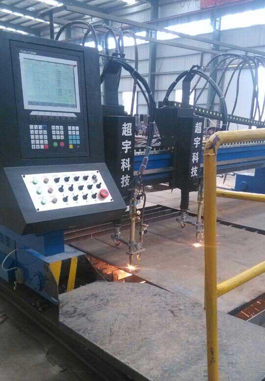 焊接机器人操作面板