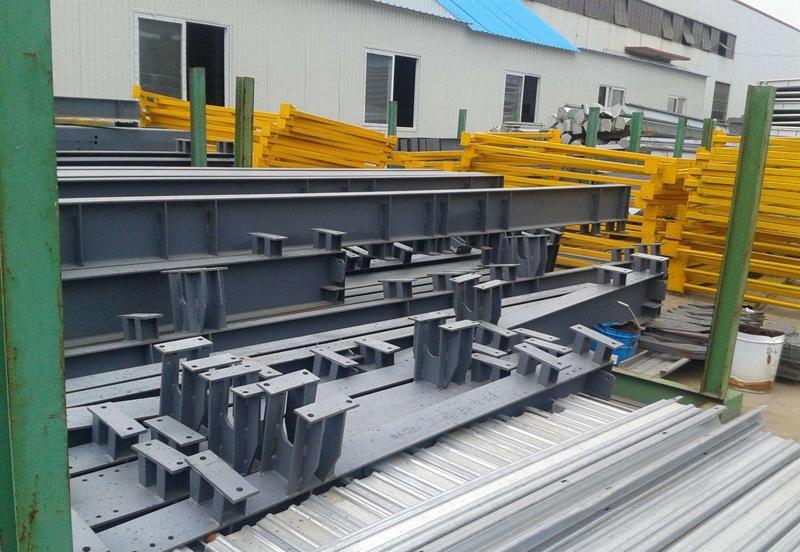 兰州钢结构加工价格
