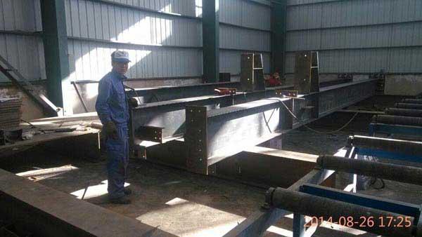 现场督导焊接技术