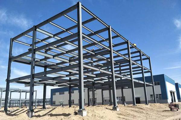 钢结构与钢框架楼