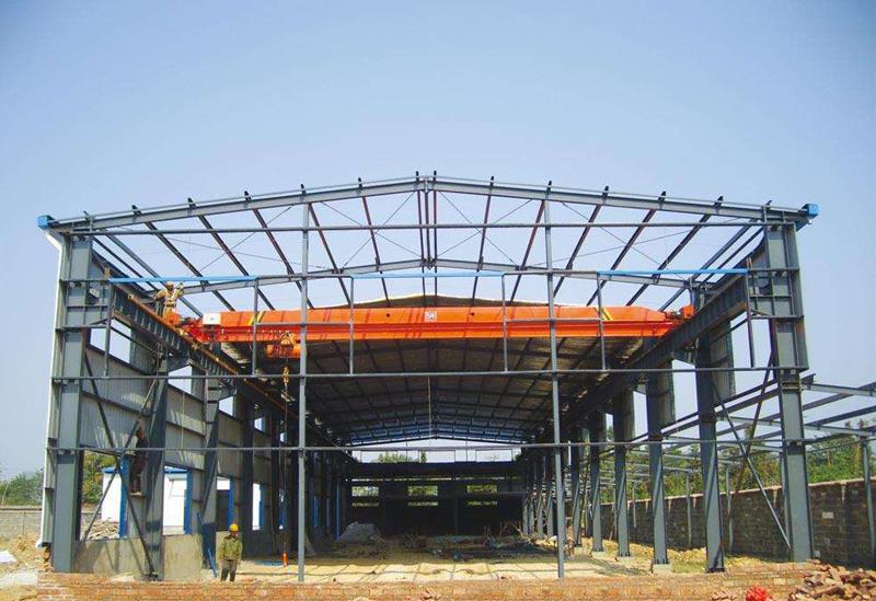 兰州钢结构售楼部