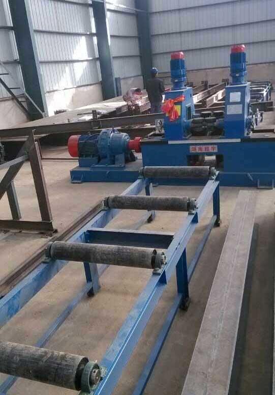 钢柱大梁生产