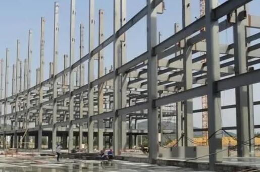 兰州钢结构工程施工