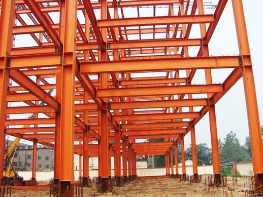 钢结构工程施工过程中,钢结构材料都在哪里应用