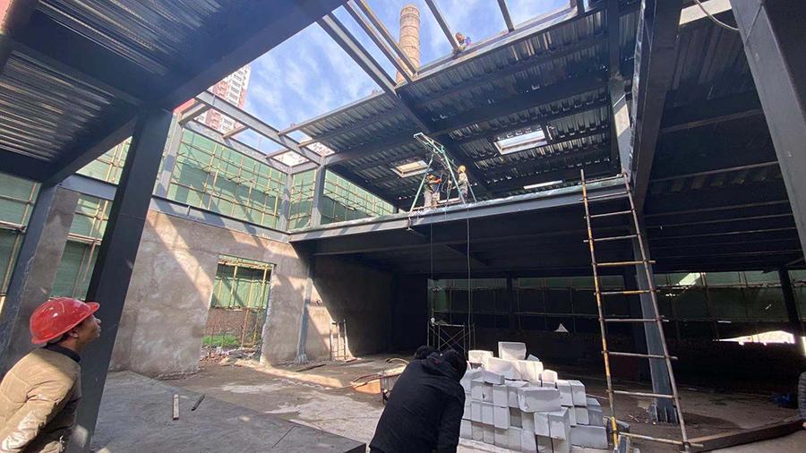 枫花雪粤餐厅升级改造项目