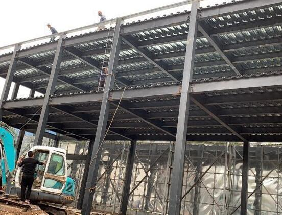 钢结构工程施工:失算一点会造成的结果