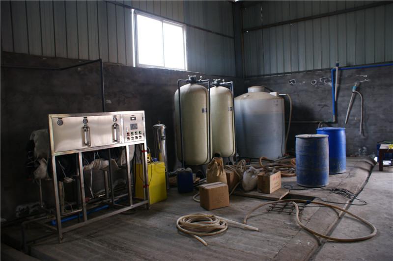 聚羧酸生产设备