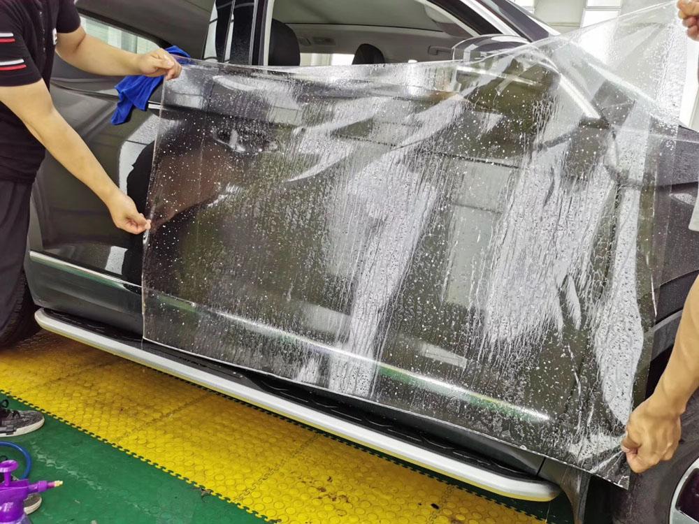 隐形车衣的好与坏,就让车主们自己使用去了解