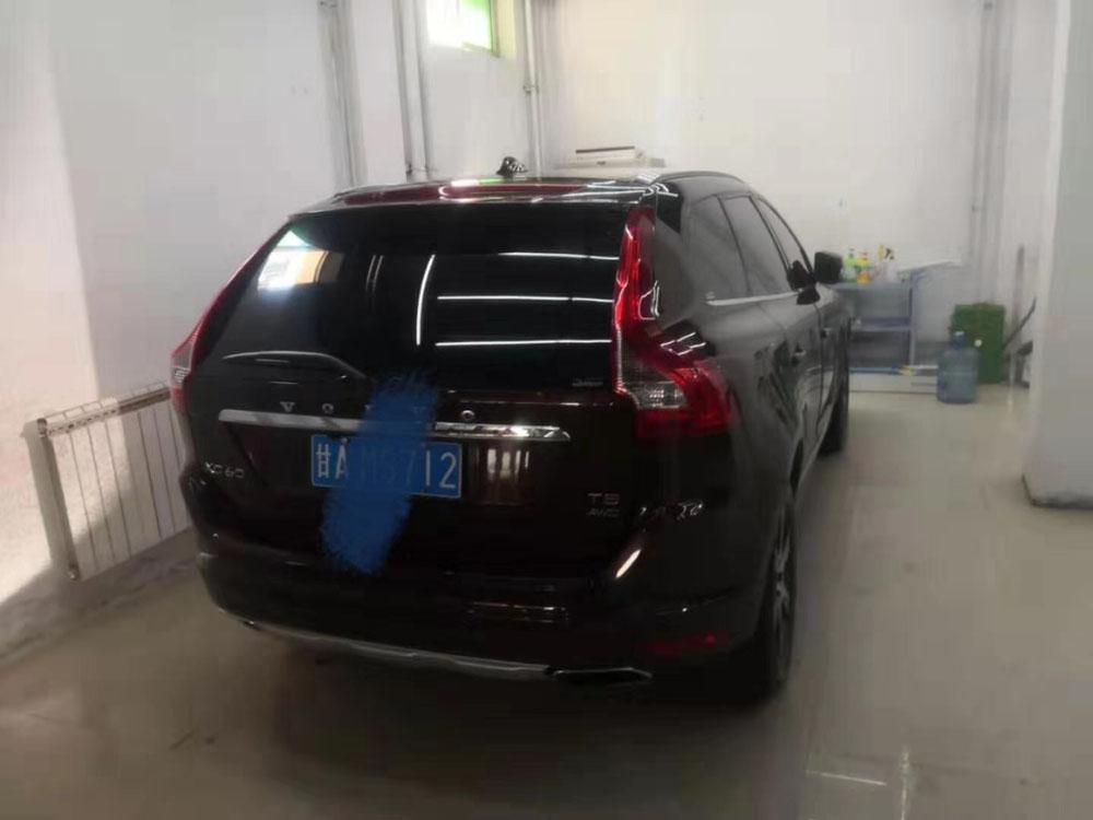 沃尔沃XC60隐形车衣全款已交,安排… 不让车裸奔,爱车贴个膜!