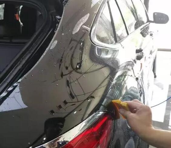 难道汽车贴膜也需要运筹帷幄吗
