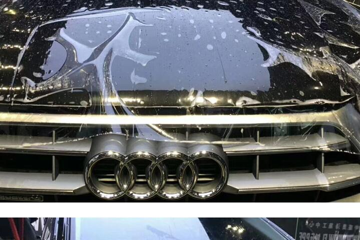 汽车贴膜施工工艺中的干烤相对于湿烤来说有多什么好处