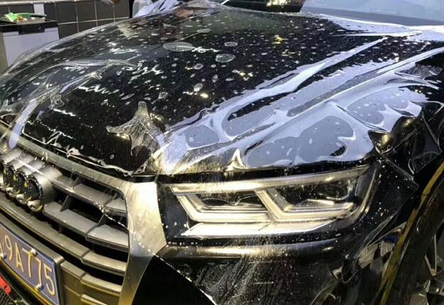 汽车贴膜厂家总结出来的隐形车衣使用价值