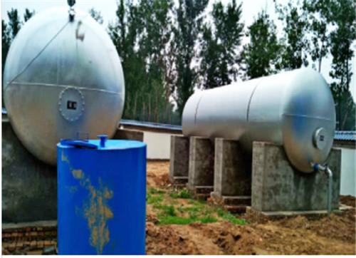 河南无塔供水设备案例