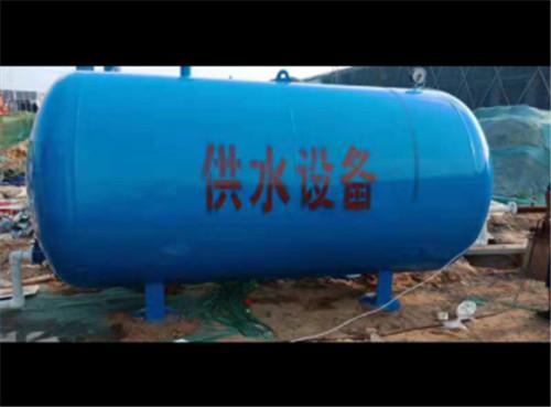 河南变频供水设备
