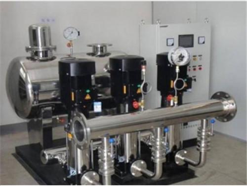 无塔供水设备水泵的哪些部件容易出问题?